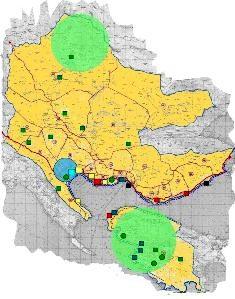 Herceg mapa katastar novi Pljevlja